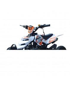 Plástico miniquad raptor 49cc y eléctrico