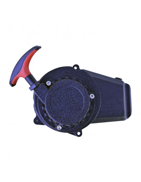 Tirador arranque fácil mini moto V4-MR (engranaje nylon) - 1