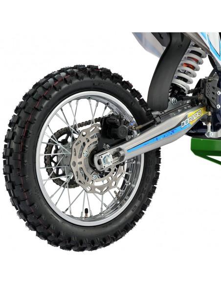 Pit bike Dorado DT125 XL 17/14 (2021) Motosapollo.com