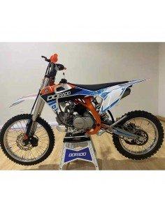 Pit bike dorado DT160 19/16 XXL (novedad) - 2