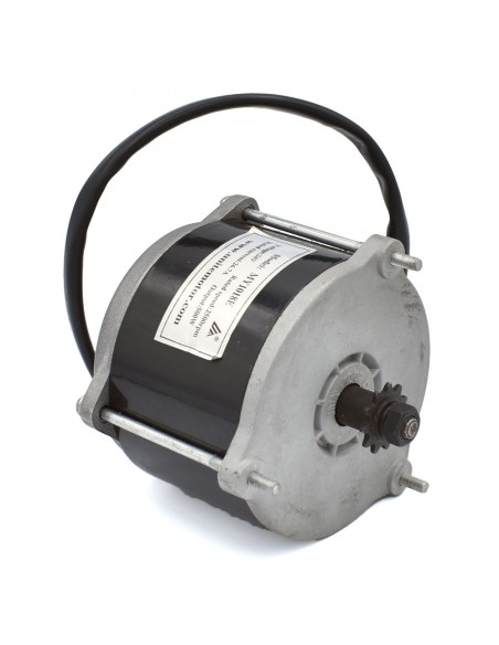 Motor eléctrico 500W 24V sin pletina - Motosapollo.com