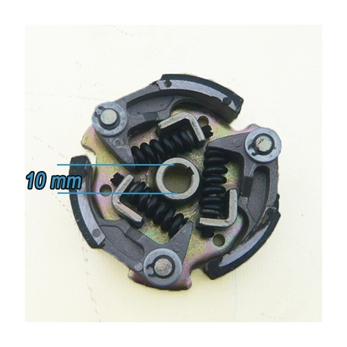 Embrague regulable 10mm - Motosapollo.com