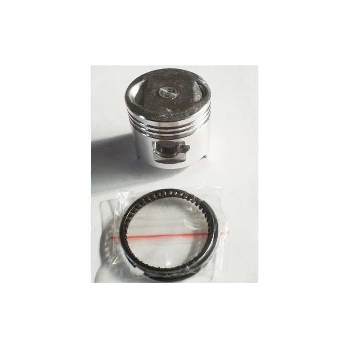 Piston+segmentos 39X36mm (bulon 13mm) 50cc