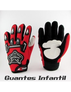 Guantes cross junior