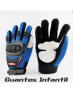 Guantes cross junior pro