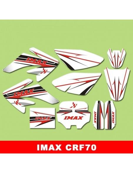 Adhesivos pit bike crf 70 Imax