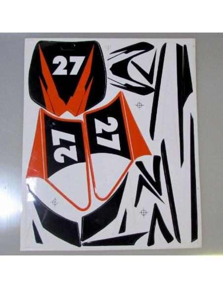 Adhesivos minicross 27