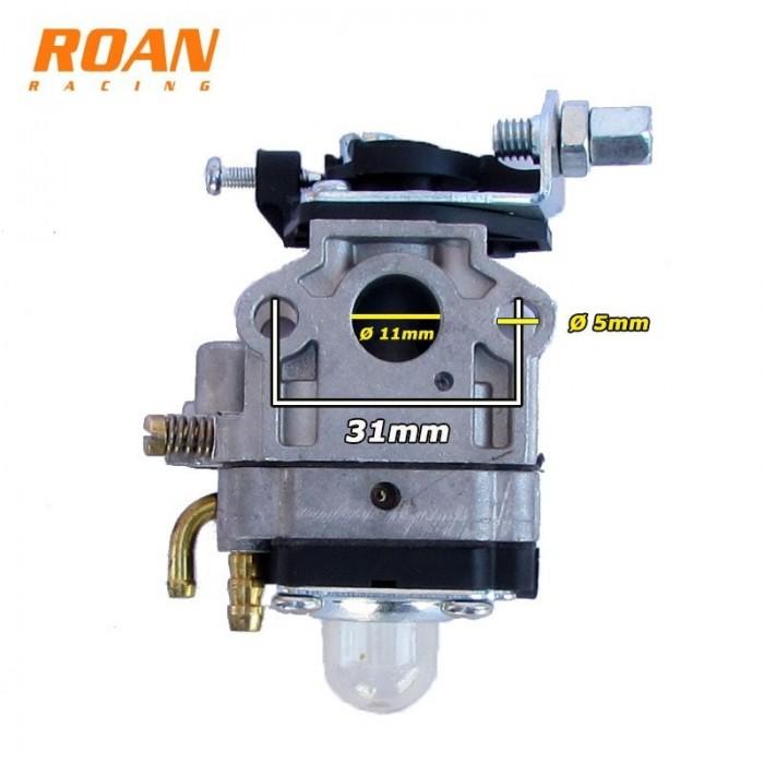 Carburador membrana 11mm - Motosapollo.com