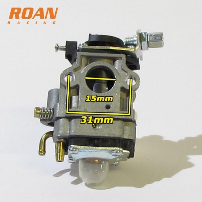 Carburador membrana 15mm - Motosapollo.com