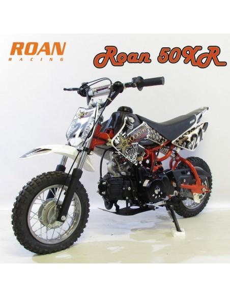 Pit bike 50cc ROAN XR semi-auto