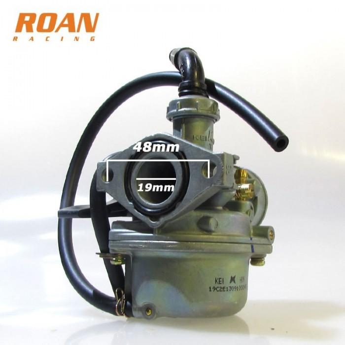 Carburador 19 mm keihin - Motosapollo.com