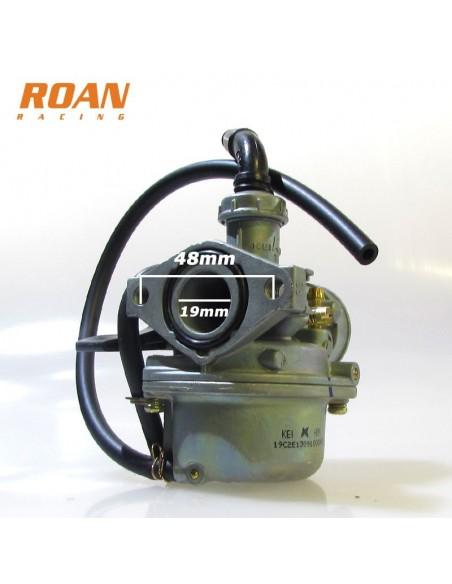 Carburador 19 mm keihin