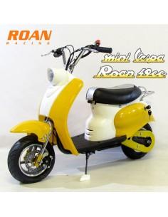 Mini Vespa roan 49cc - Motosapollo.com