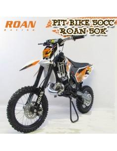 Pit Bike roan 50K 50cc aire 14-12