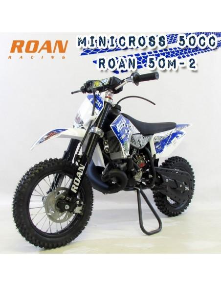 Minicross 50cc Roan 50M-2 agua 12/10
