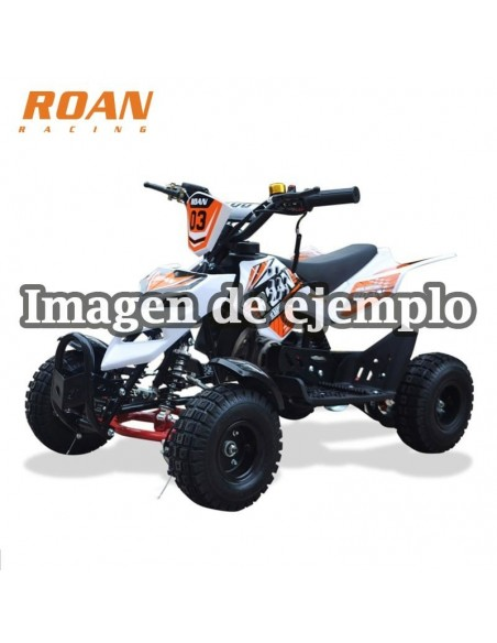 Deposito mini quad Raptor 49cc - Motosapollo