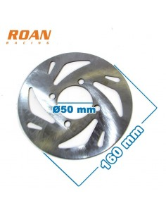 Disco freno trasero Roan 50S/M