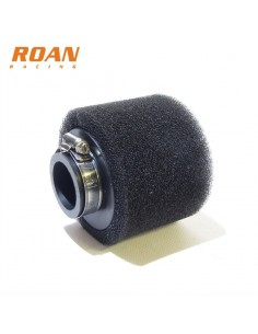Filtro aire 35mm esponja recto