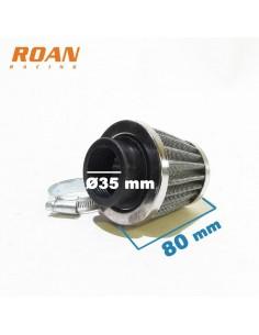 Filtro aire 35mm alto de rejilla