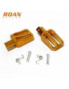 Estriberas R2 Aluminio CNC - Motosapollo