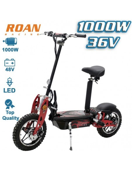 Patinete electrico roan 1000W 36V R10-Cross