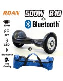 Monociclo Electrico Roan Smart 500W R10 Bluetooth - Motosapollo