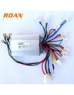Centralita 800W 36V 26+4pin quad