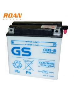 Bateria moto 12V 9Ah GS CB9-B