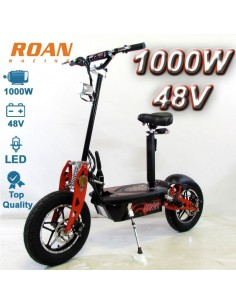 Patinete electrico 1000W On Road 48V R10