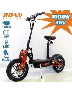 Patin electrico 1000W 36V R10 On road