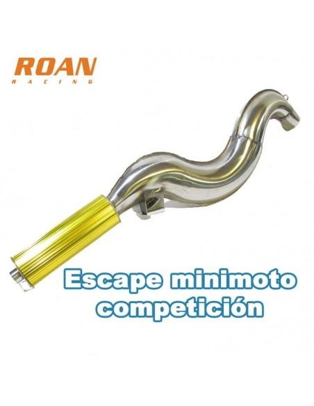 Escape minimoto competicion