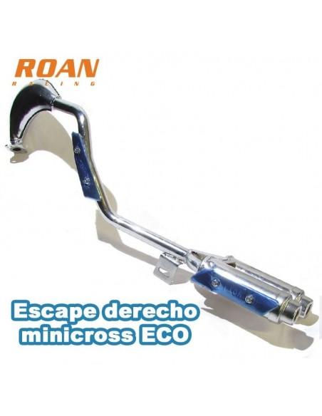 Escape derecho minicross eco