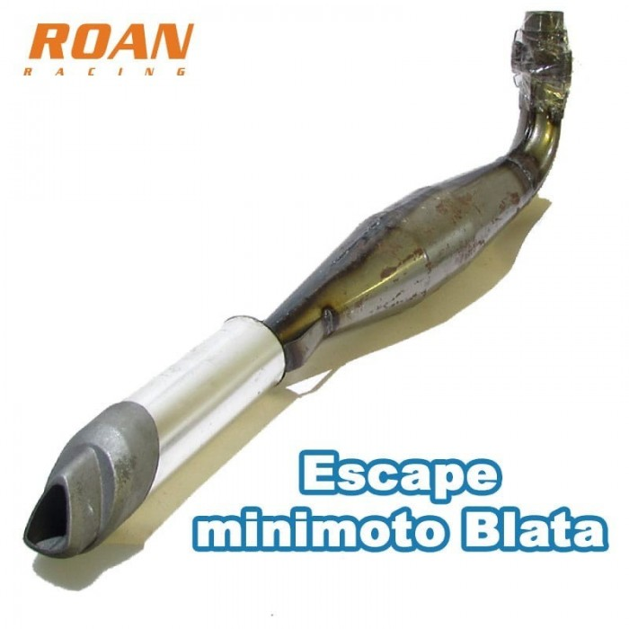 Escape minimoto Blata