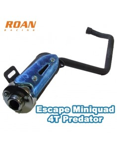 Escape miniquad 4T Predator