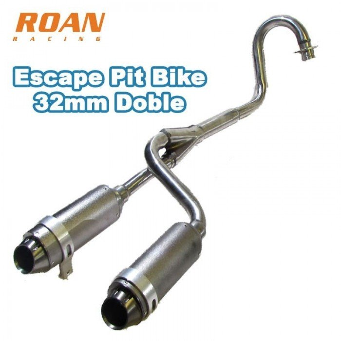 Escape Pit Bike 32mm doble