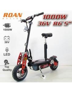 Patinete electrico ROAN 1000W 36V R6,5
