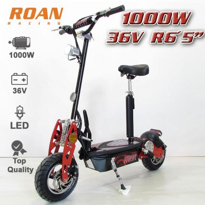 Patinete electrico ROAN 1000W 36V R6´5