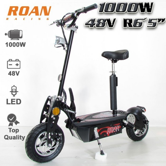 Patinete electrico ROAN 1000W 48V R6´5