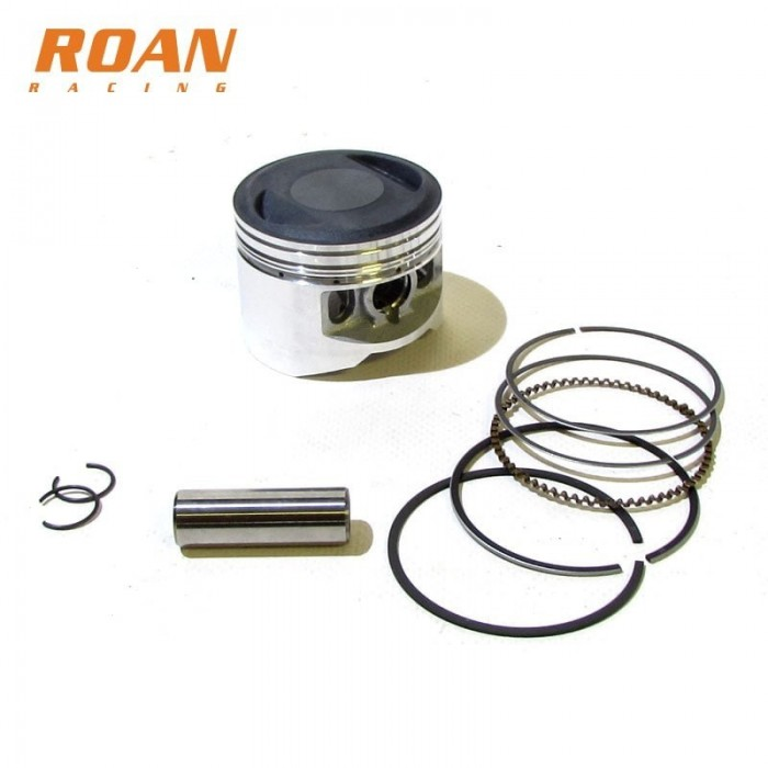 Kit piston 56mm 140cc YX / Zongshen pit bike - Motosapollo