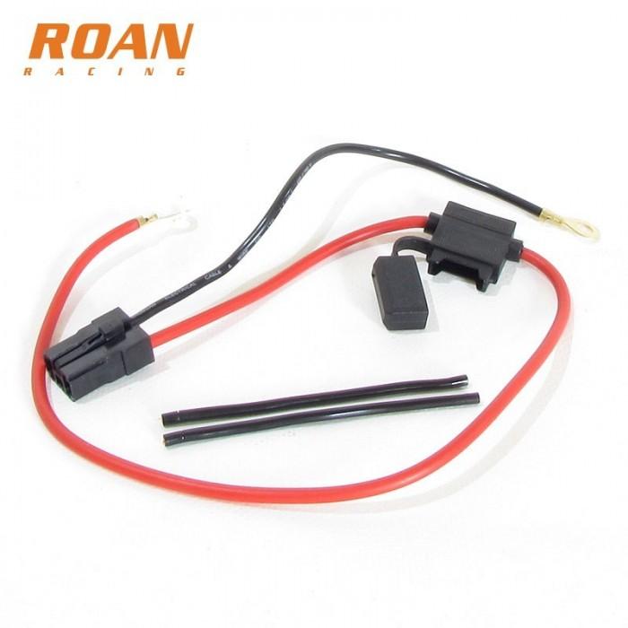 Cableado eléctrico batería patinete - Motosapollo.com