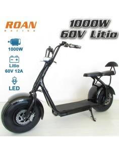 Patinete electrico ROAN 1000W 60V Litio