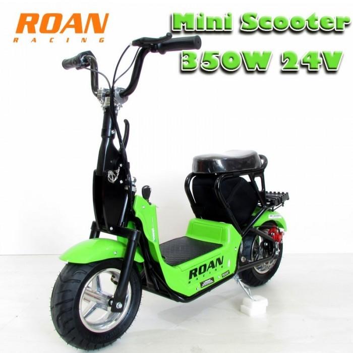 Mini scooter electrica 350W ROAN - Motosapollo.com
