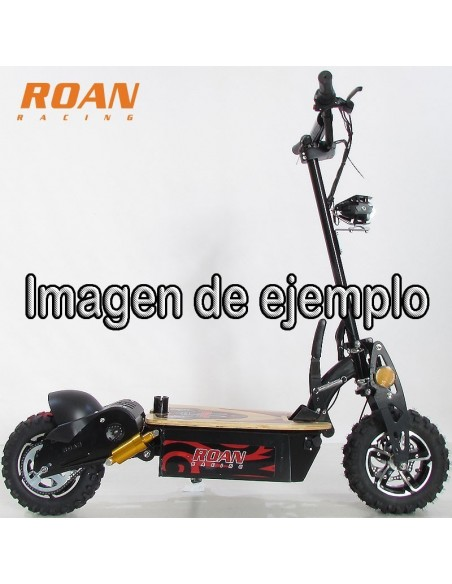 Cuello plegado de chasis patinete - Motosapollo.com