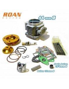 Kit cilindro potencia 49cc 4 transfers - Motosapollo