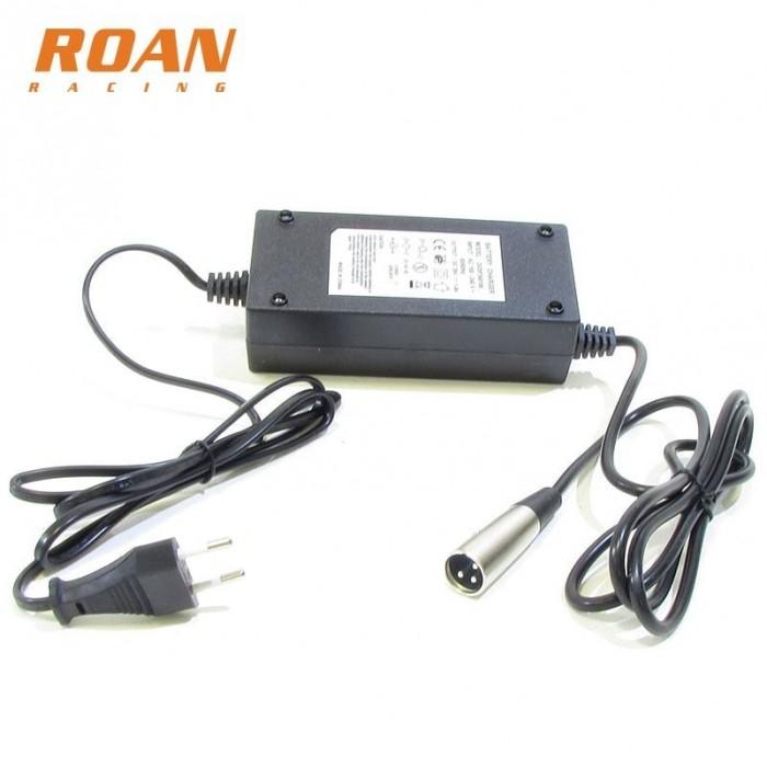 Cargador bateria 36V-1.8Ah macho - Motosapollo.com