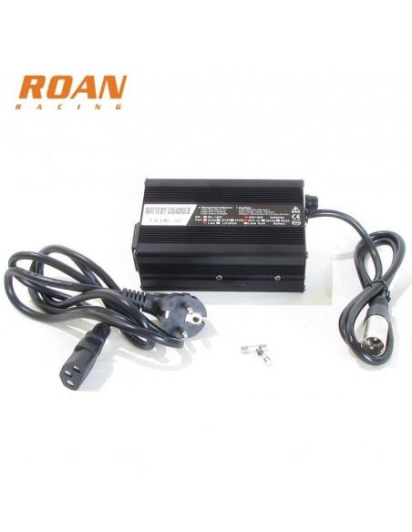 Cargador bateria 36V-2.5A macho