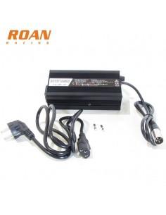 Cargador bateria 48V-4Ah macho - Motosapollo.com