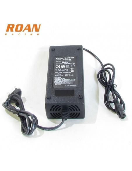 Cargador bateria 67.2V-2A hembra
