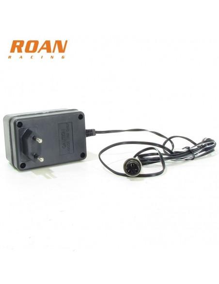 Cargador bateria hembra 12V-0.8ah - Motosapollo.com