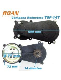 Campana reductora T8F 14T